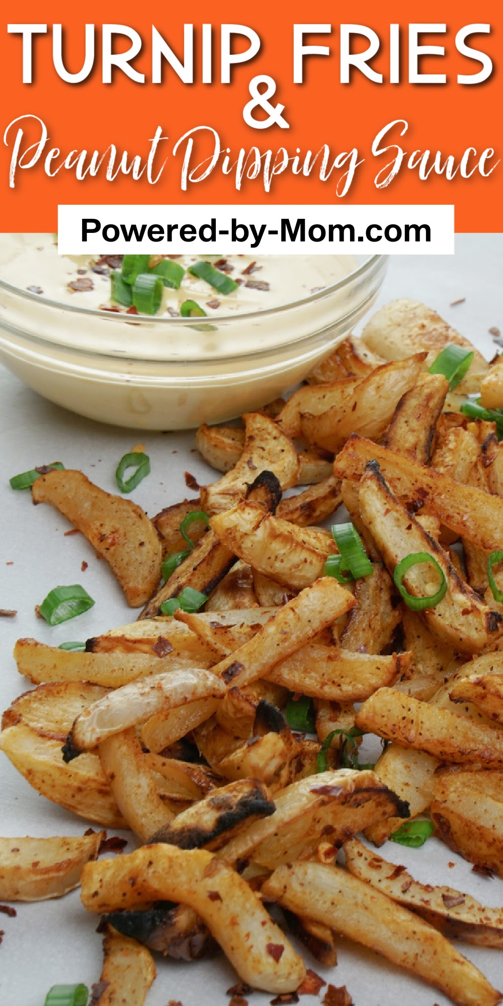 Want to try something a bit different? Check out this turnip fries with a spicy peanut dipping sauce recipe for a unique twist on turnips.