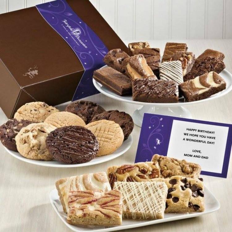 brownies prize