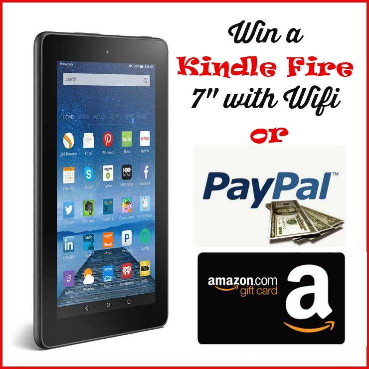 kindle fire or paypal