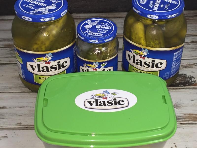 Vlasic Pickles