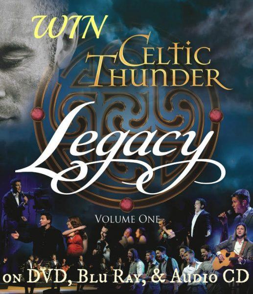 celtic thunder cd