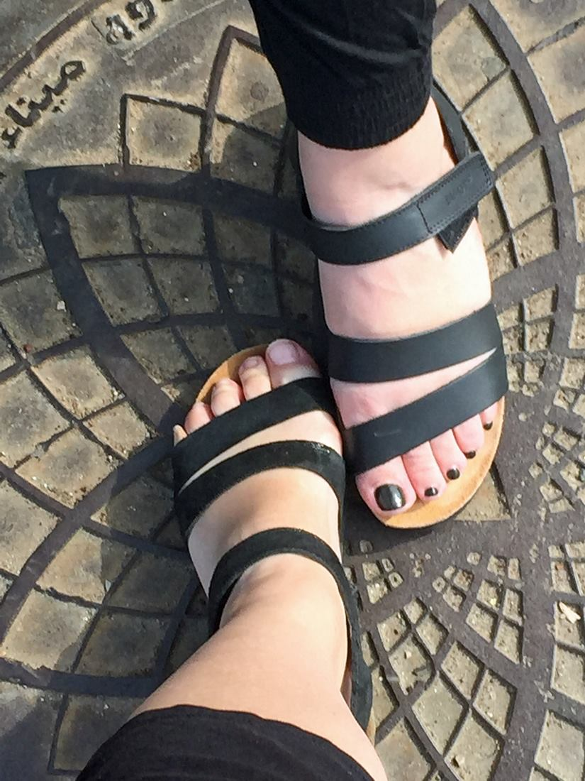 Naot Kayla Sandals meet up