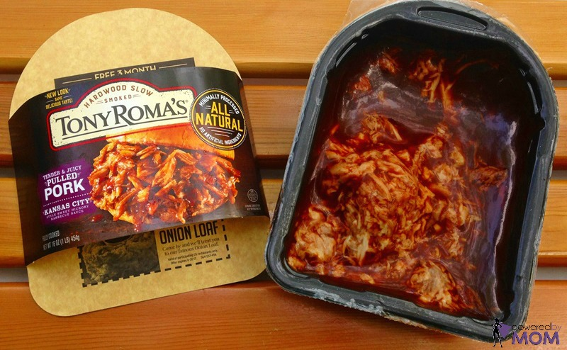 Tony Roma's Pulled Pork