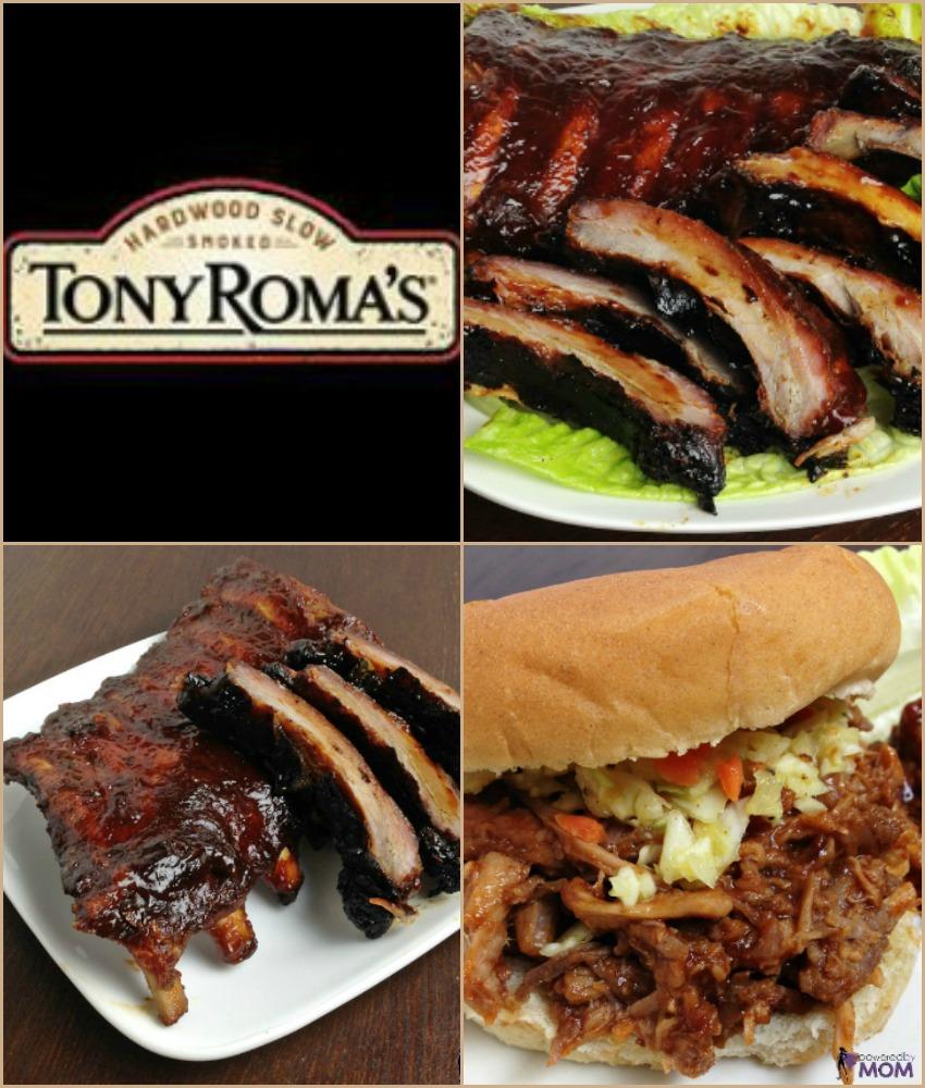 Tony Roma's Ribs and BBQ