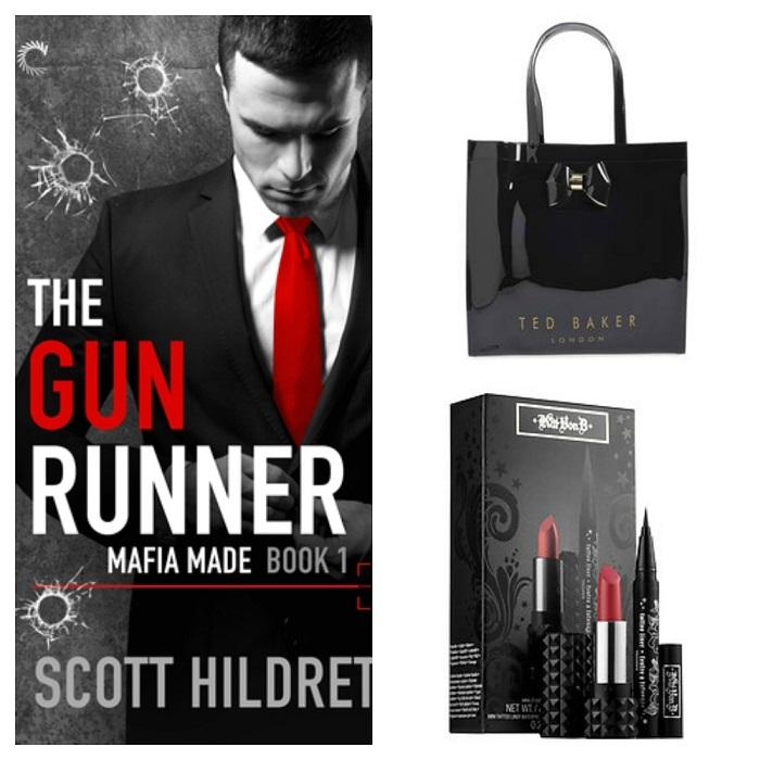 The Gun Runner Collage