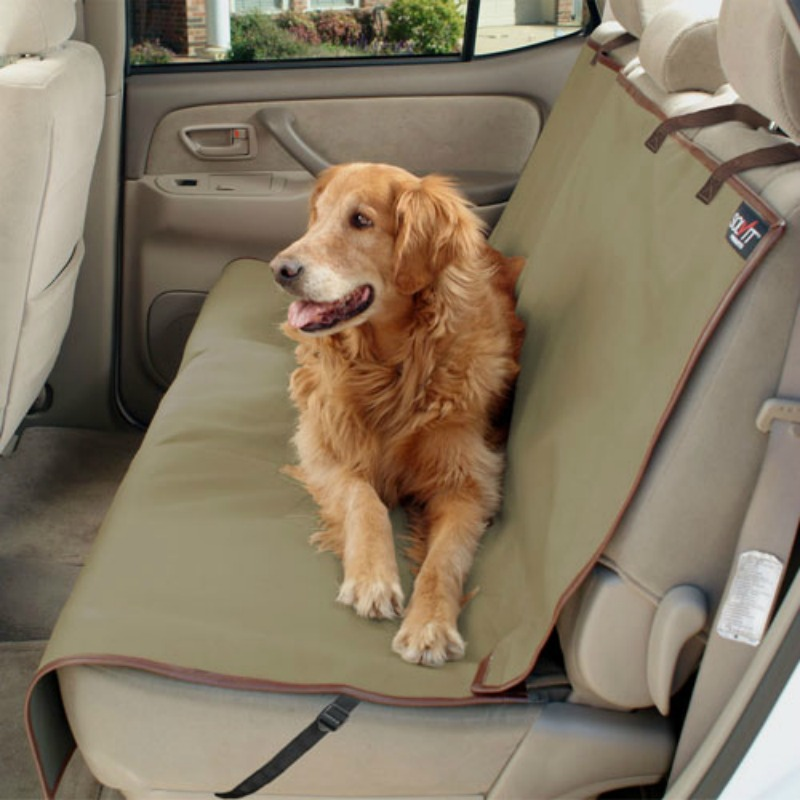 Waterproof Bench Seat Cover, Classic Green