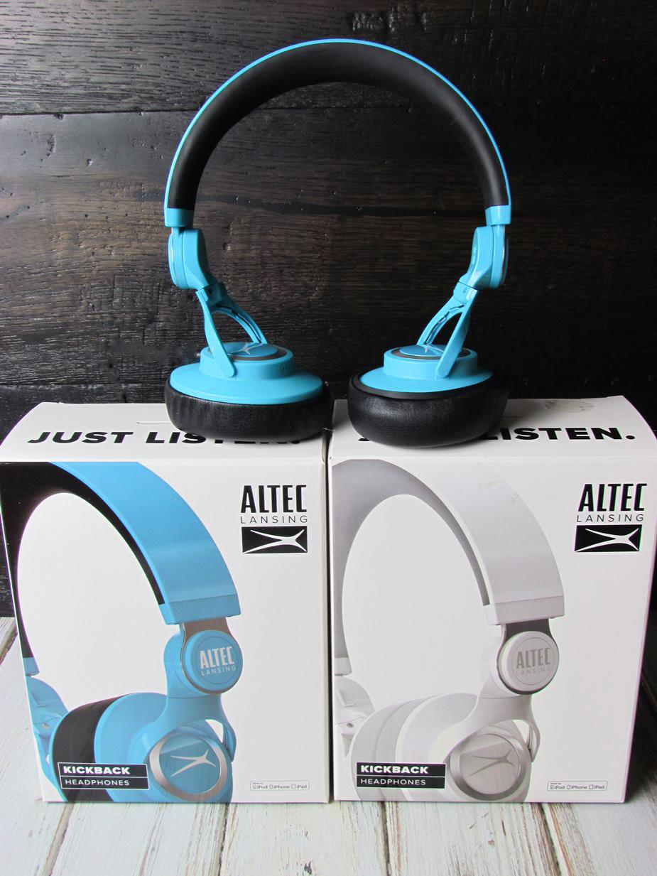 Kickback Headphones