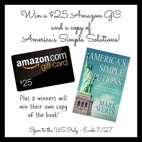 americas simple solution book