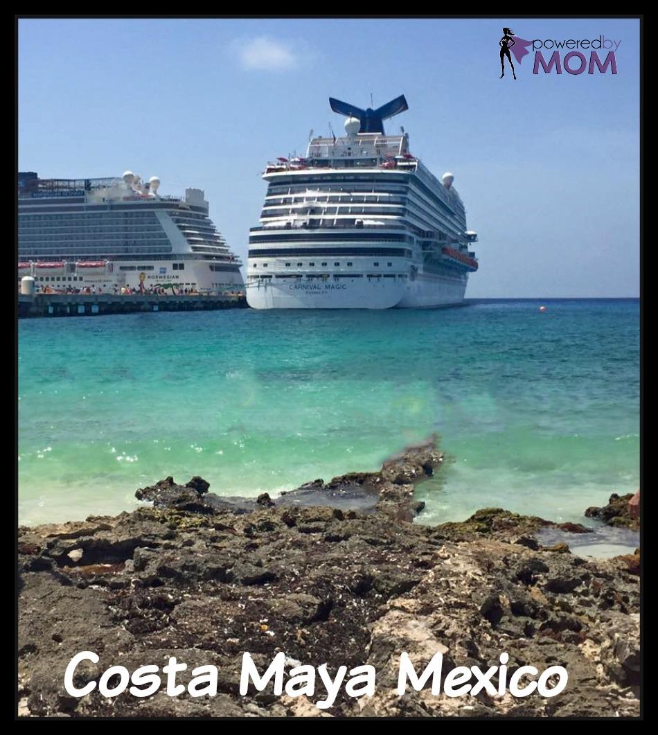 Costa Maya Carnival Magic