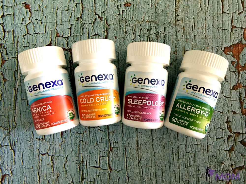 Genexa organic medicine