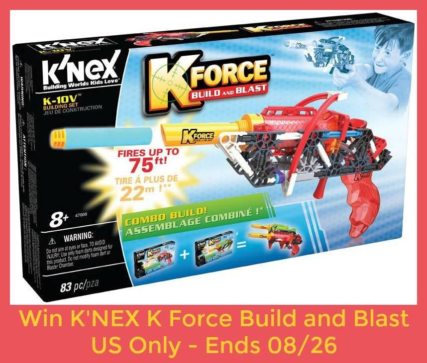 KNEX K FORCE