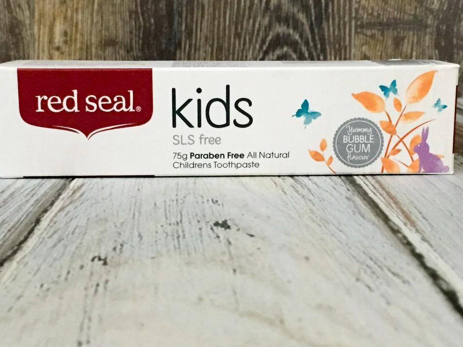 PRI kids toothpase