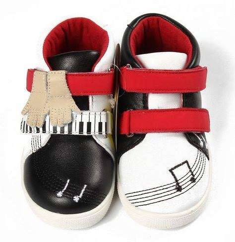 george and g piano shoes