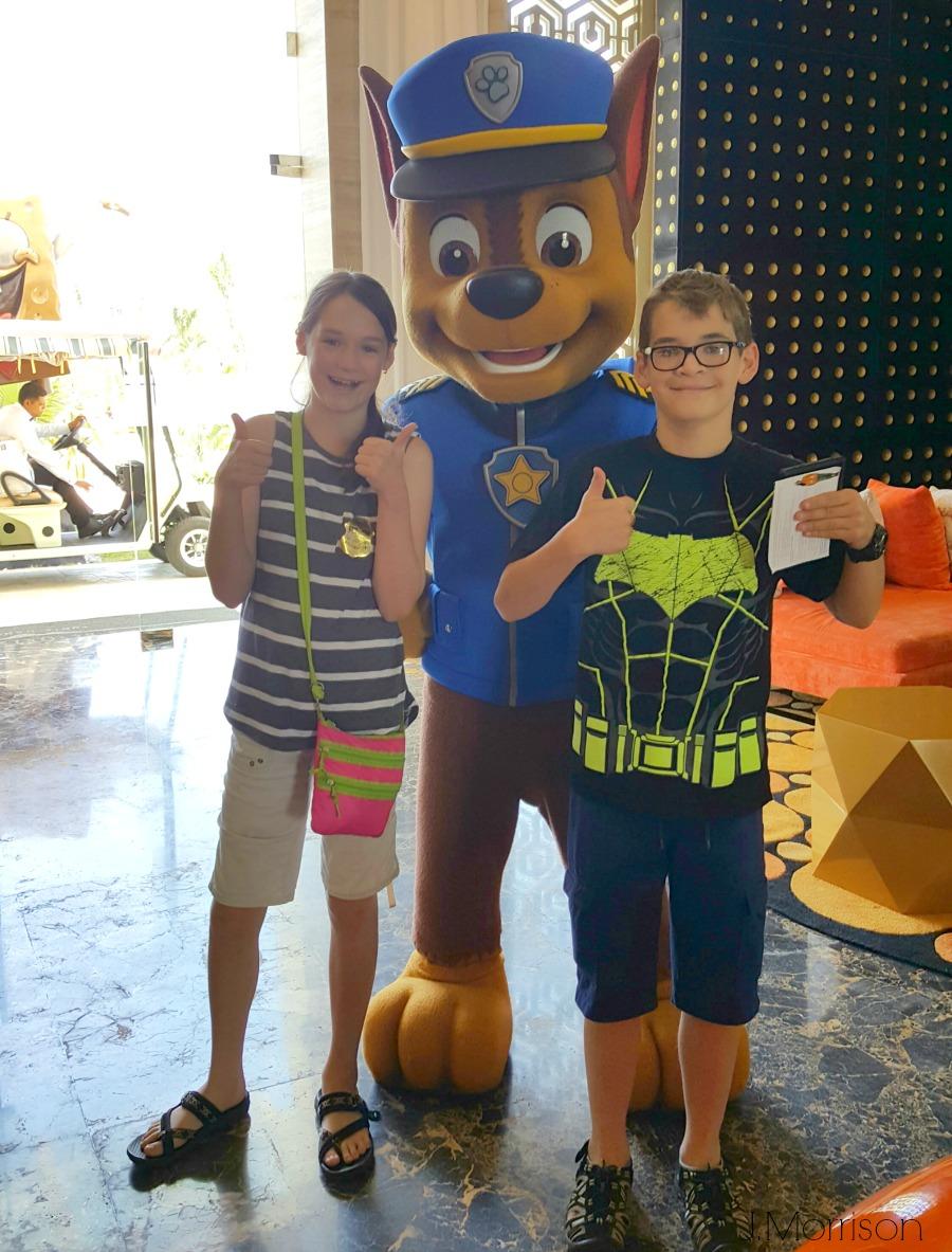 Family fun at the Nickelodeon Resort in Punta Cana