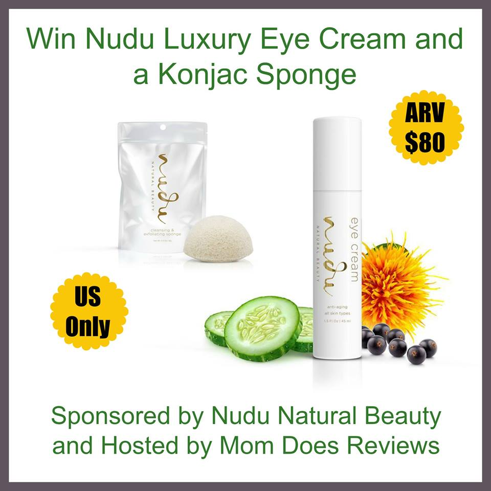Nudu Luxury Eye Cream