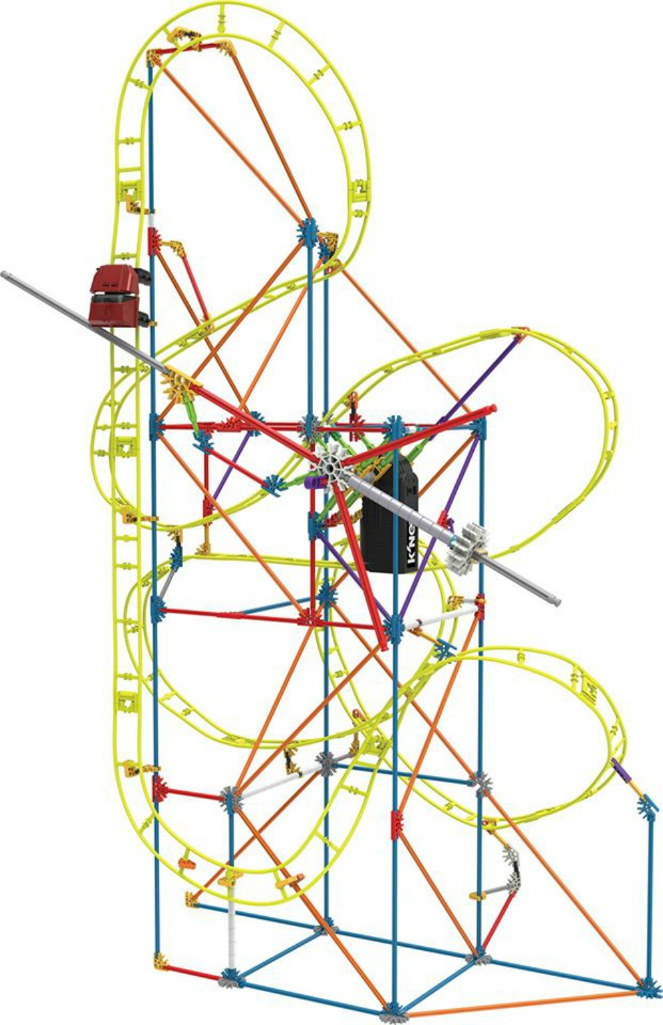 knex-clock-work-roller-coaster-build-set-1