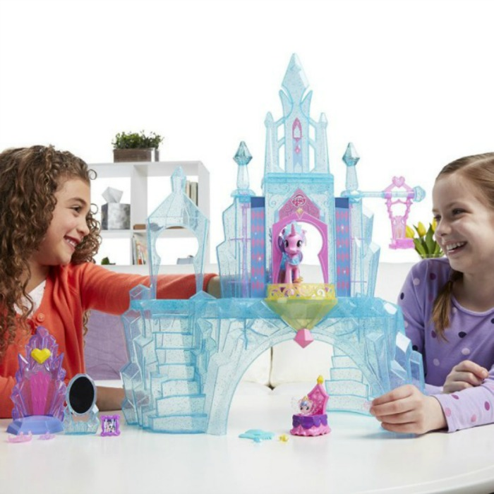 my-little-pony-castle