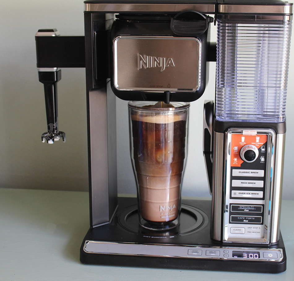 Ninja Coffee Bar Brewer System With Frother Powered By Mom