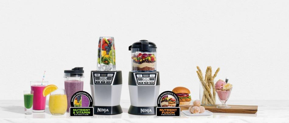 Nutri Ninja Nutri Bowl DUO