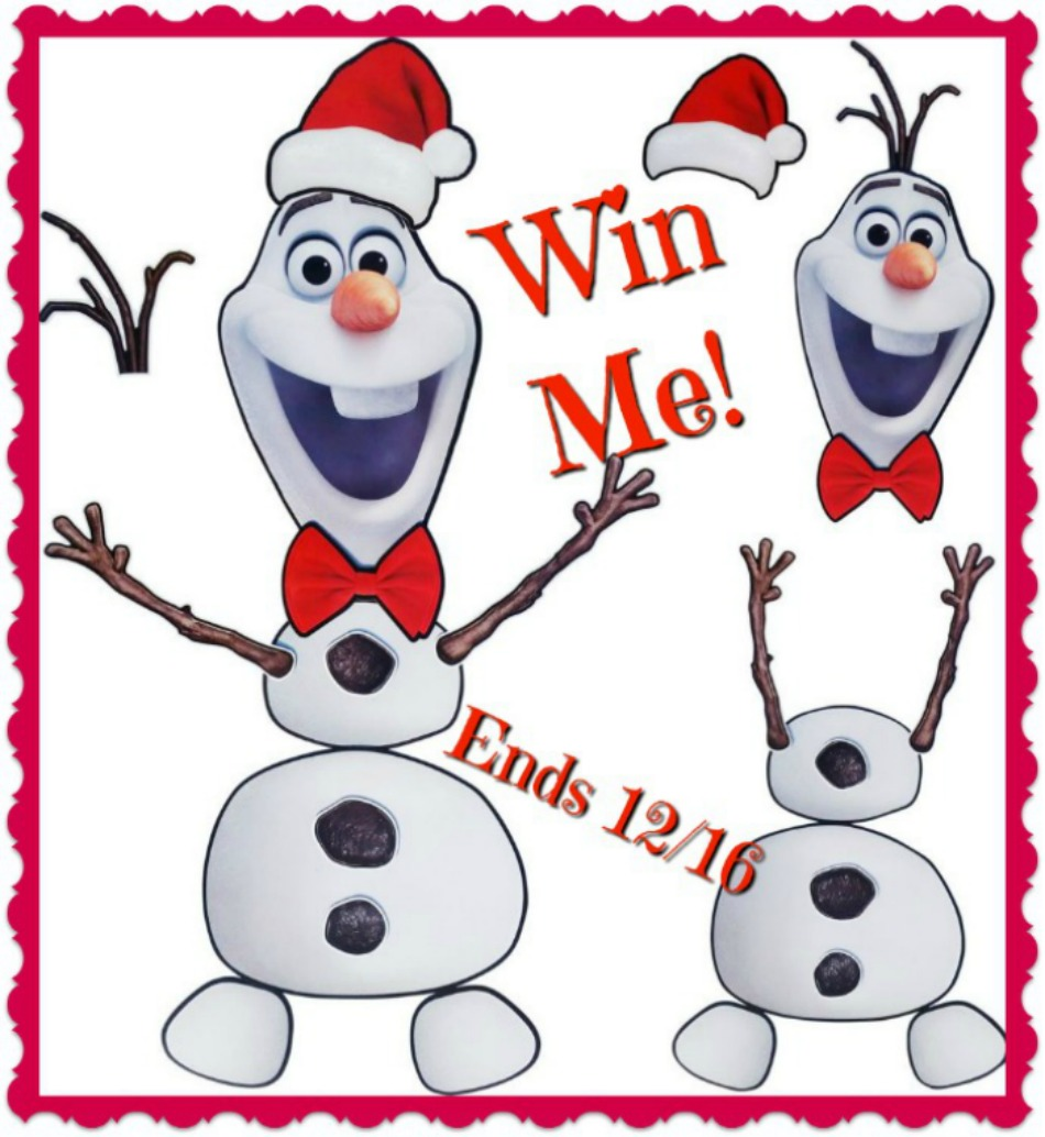 OLAF Interactive Magnet Set Giveaway