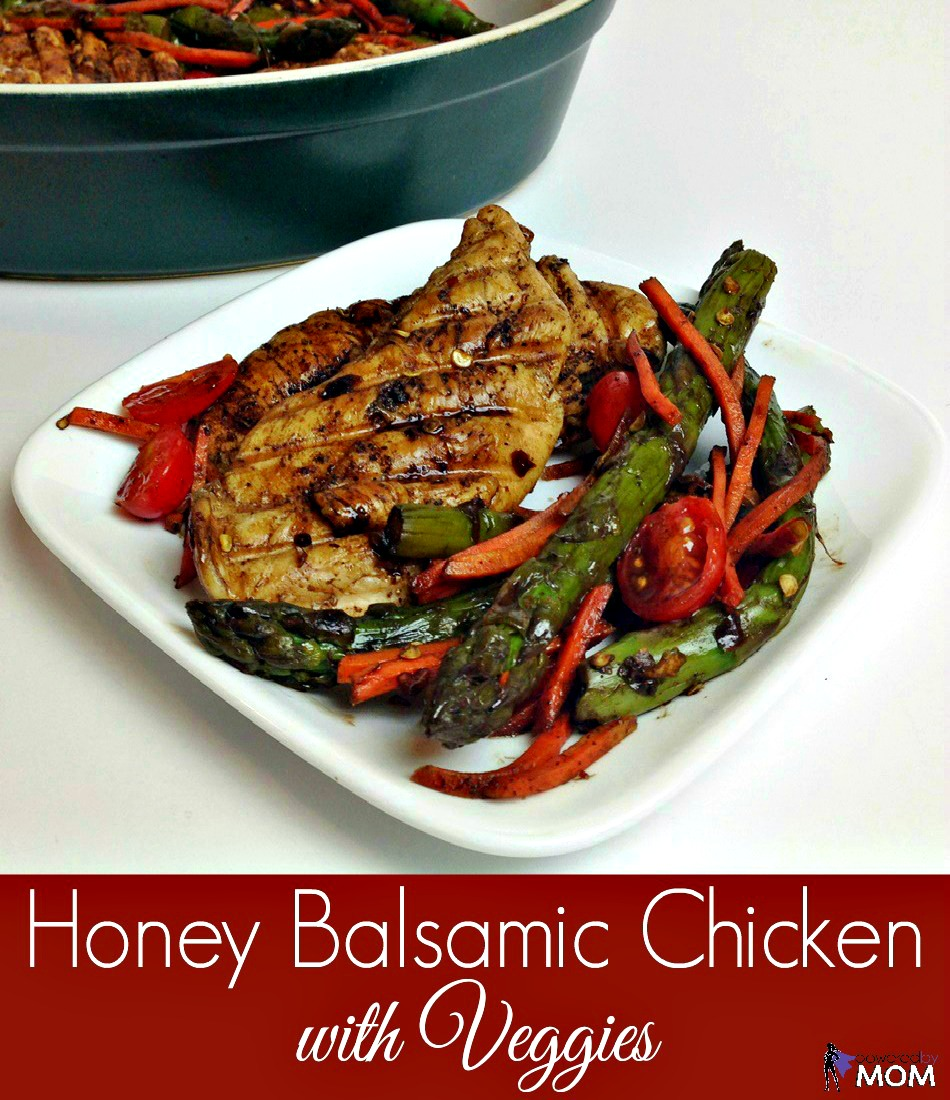 Honey Balsamic Chicken recipe