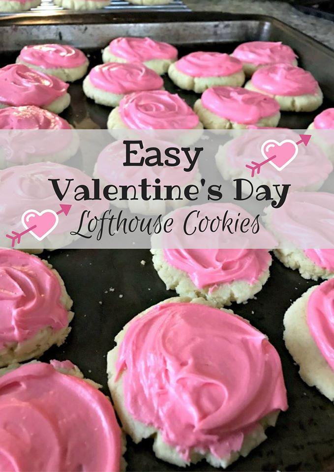 Lofthouse cookies