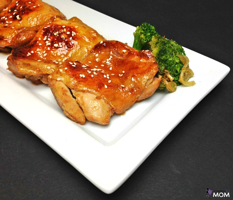 Honey Sriracha Chicken Recipe
