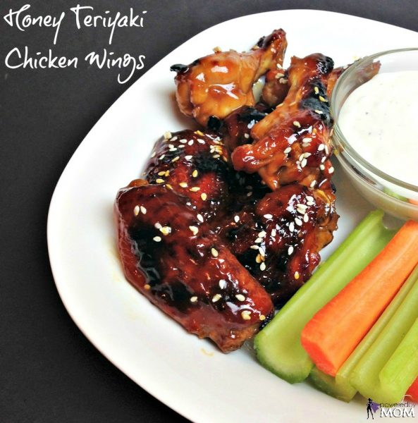 Honey Teriyaki Chicken Wings banner 4
