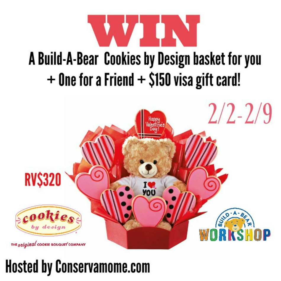 buildabear giveaway