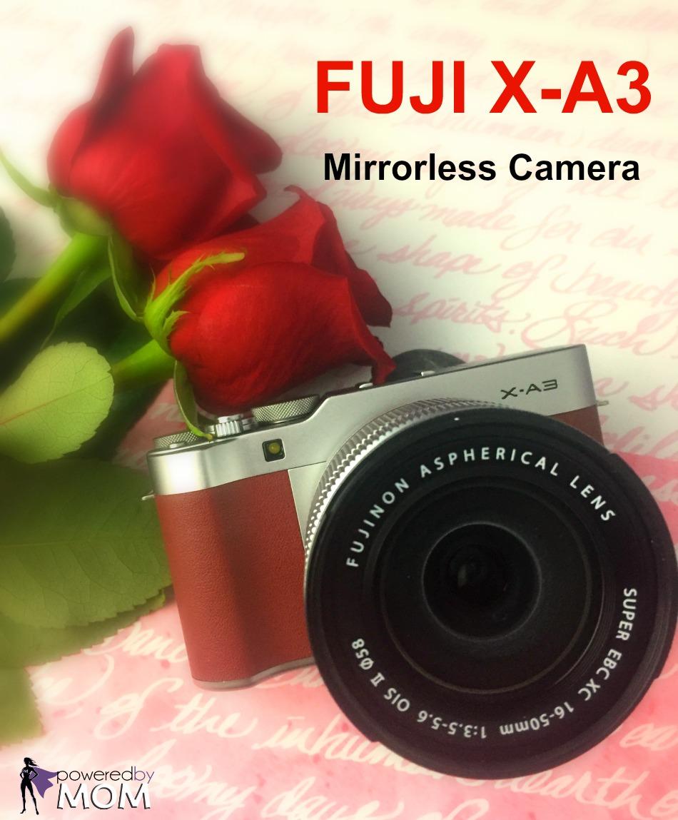 Fuji X-A3 Camera Review