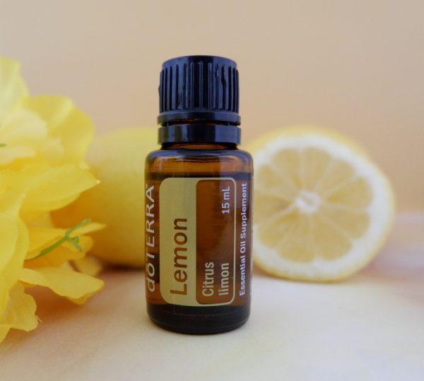 lemon essential oil 2