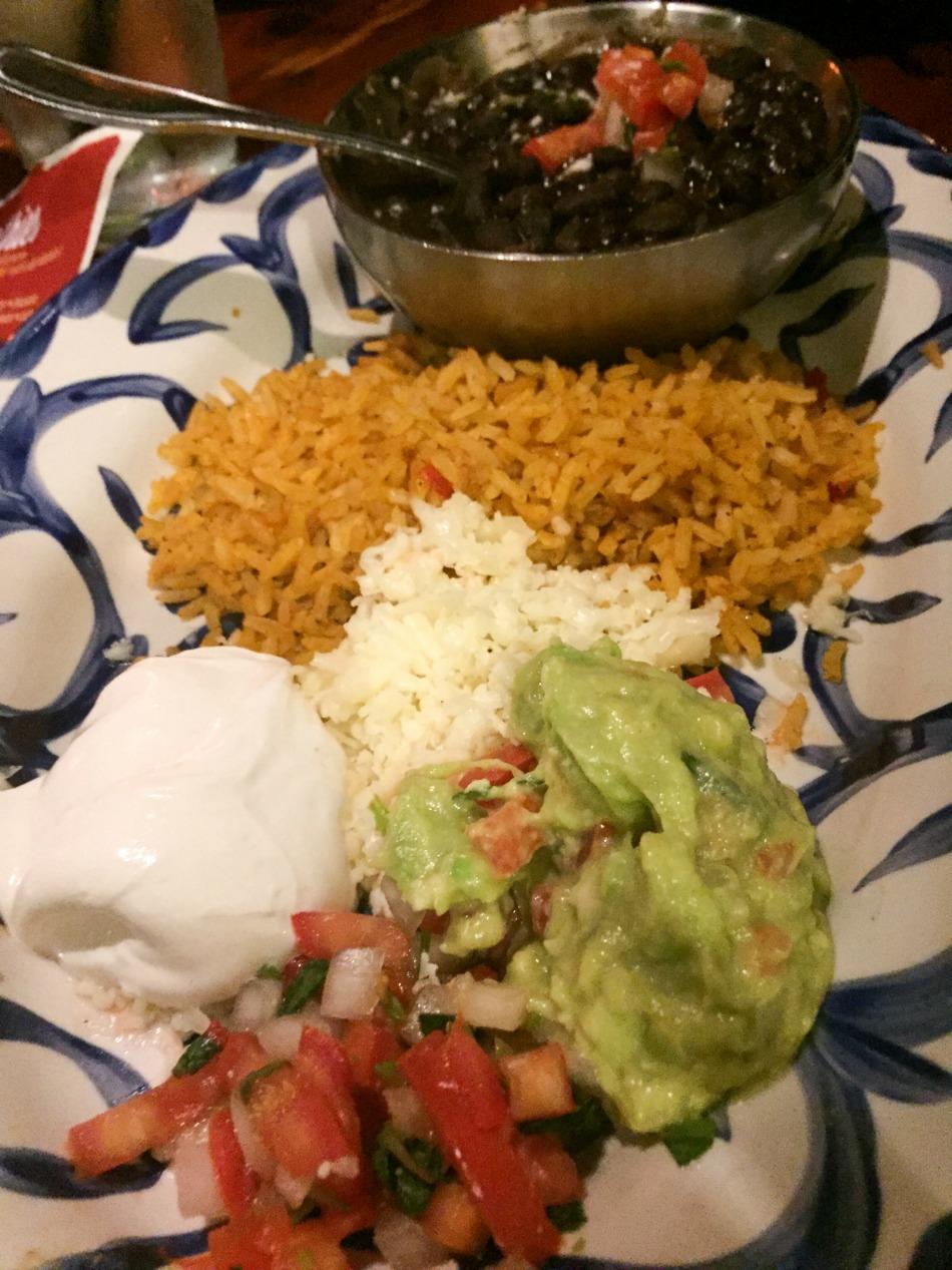 mexican fajitas toppings