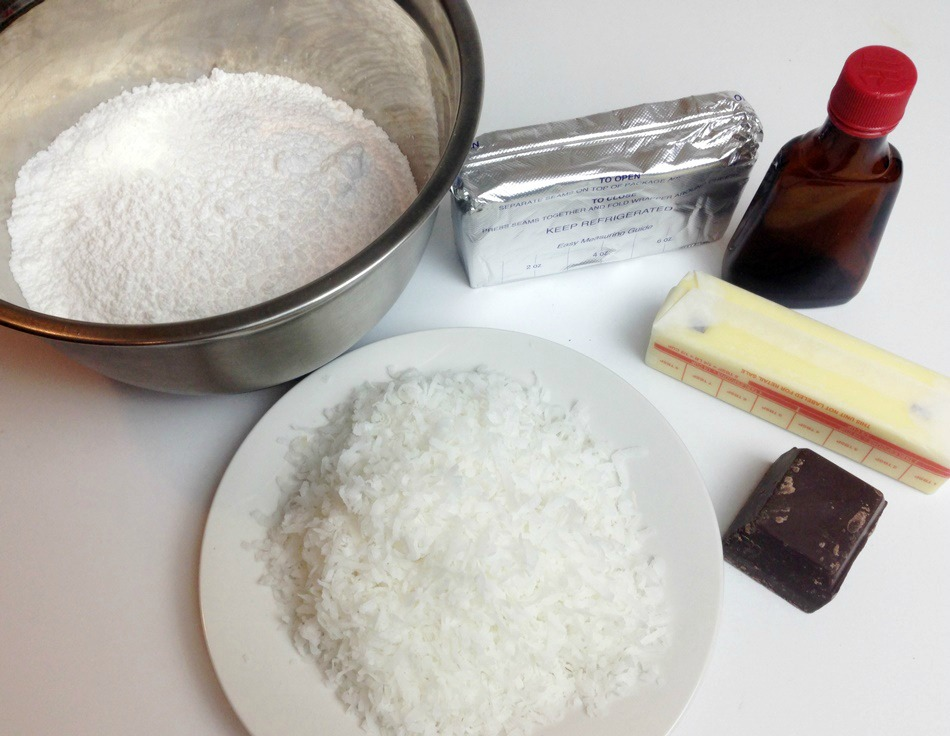 Chocolate Cupcakes Cream Cheese Frosting ingredients