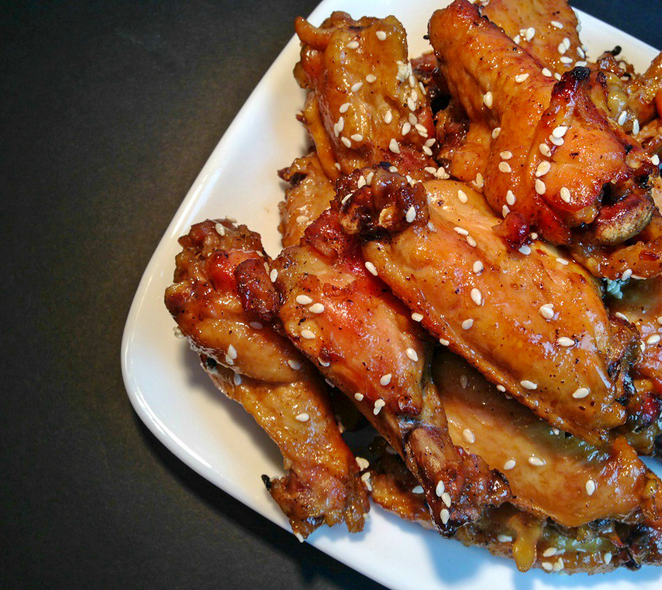 General TSO Chicken Wings horizontal 2