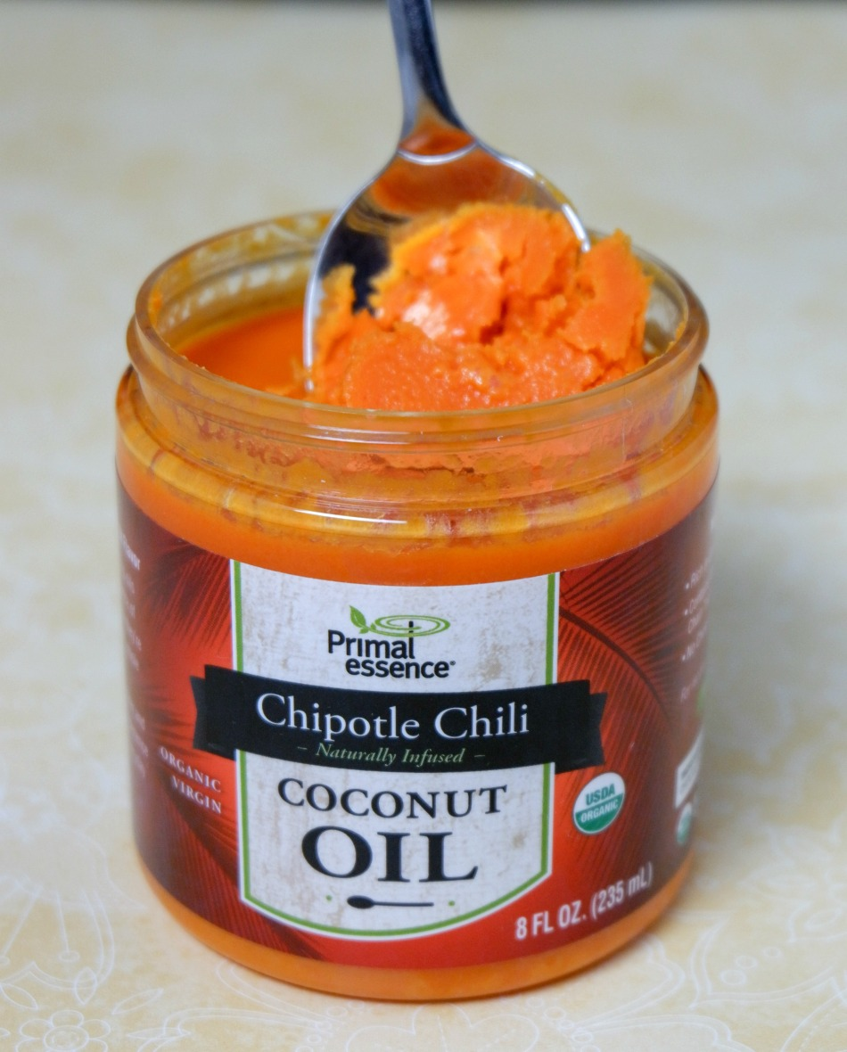 Primal Essence chipotle infused coconut oils