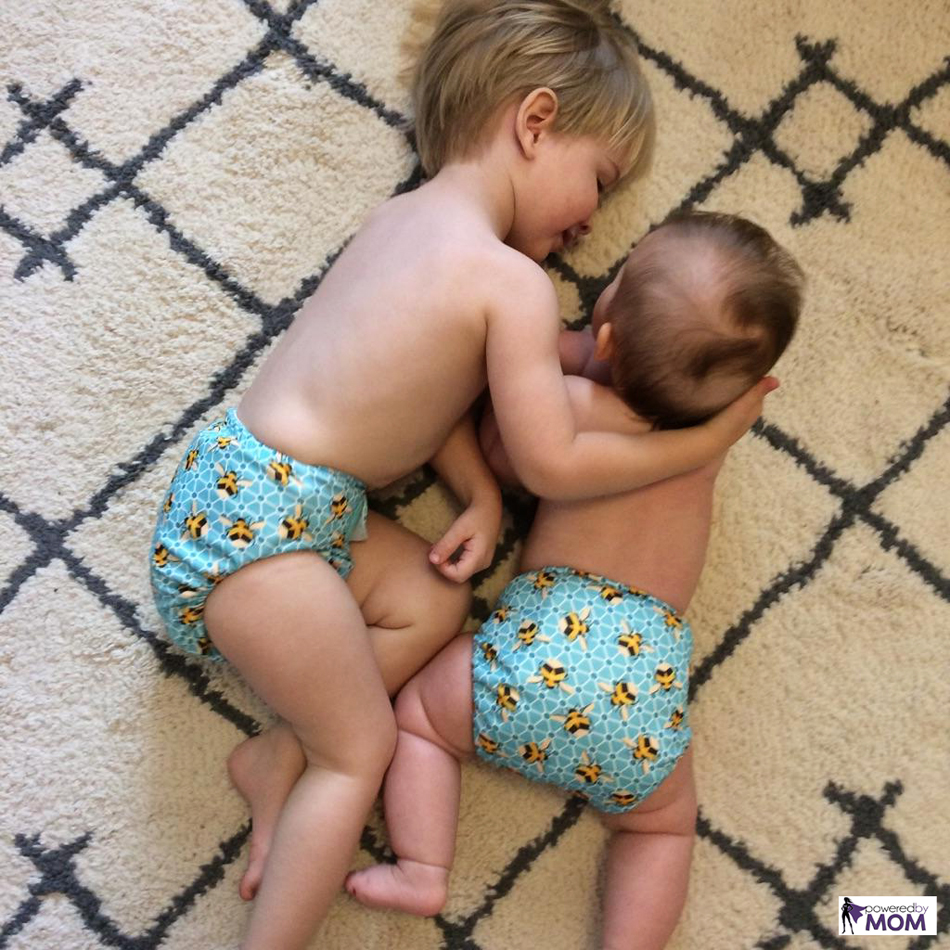 Stylish and Efficient Bambino Mio Cloth Diapers