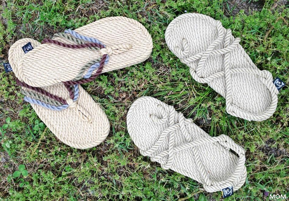 Nomadic State of Mind Handmade Rope Sandals