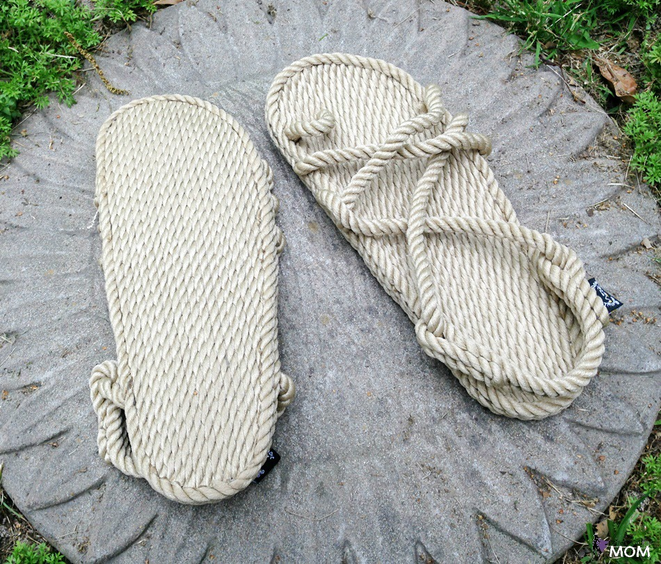 Toe Joe Rope Sandal bottom