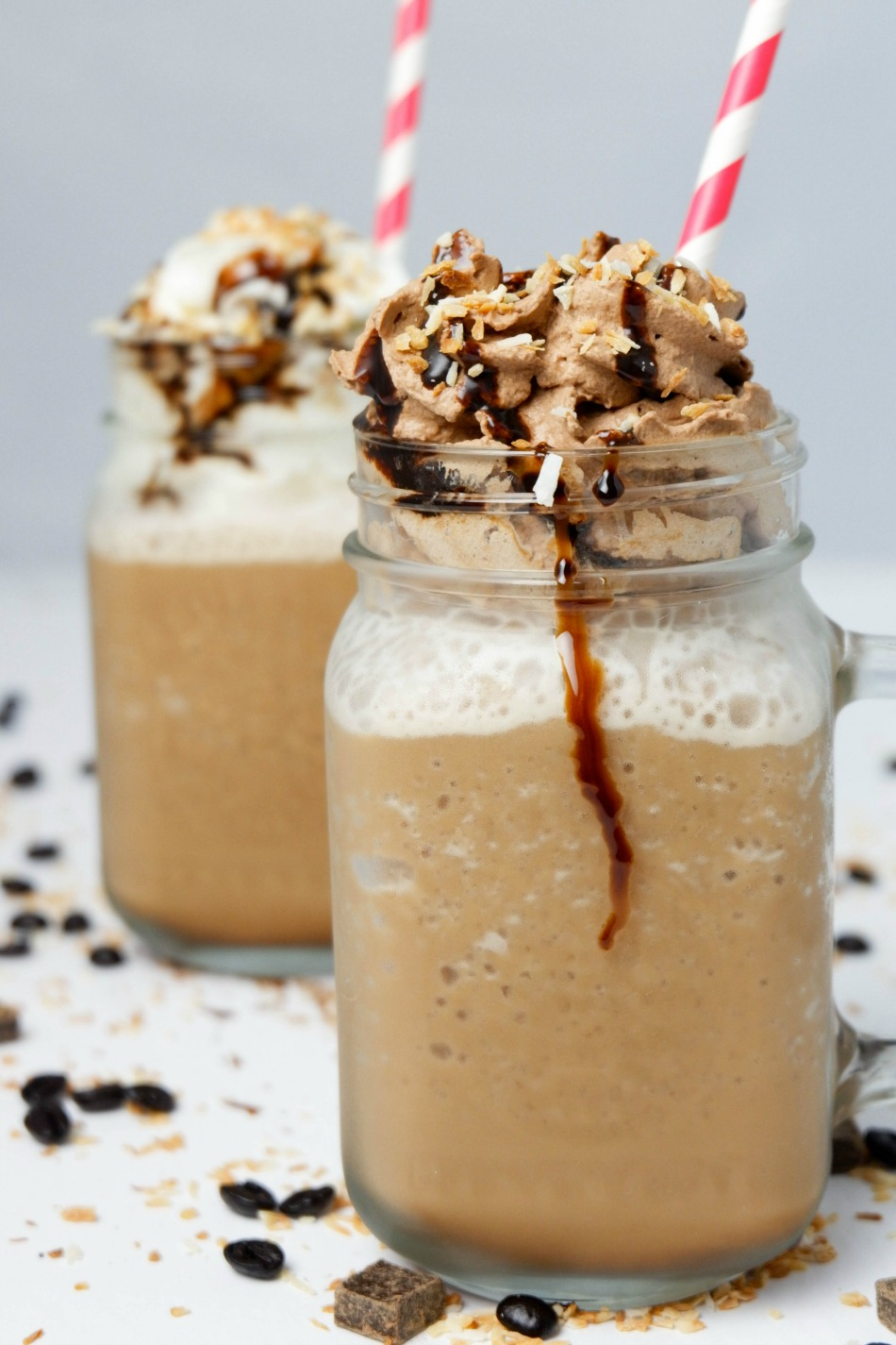 Coconut Mocha Frappuccino Recipe