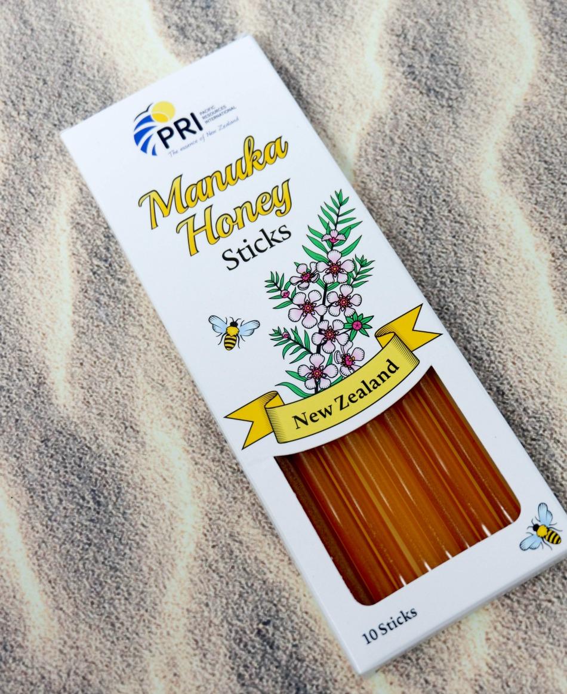manuka honey sticks