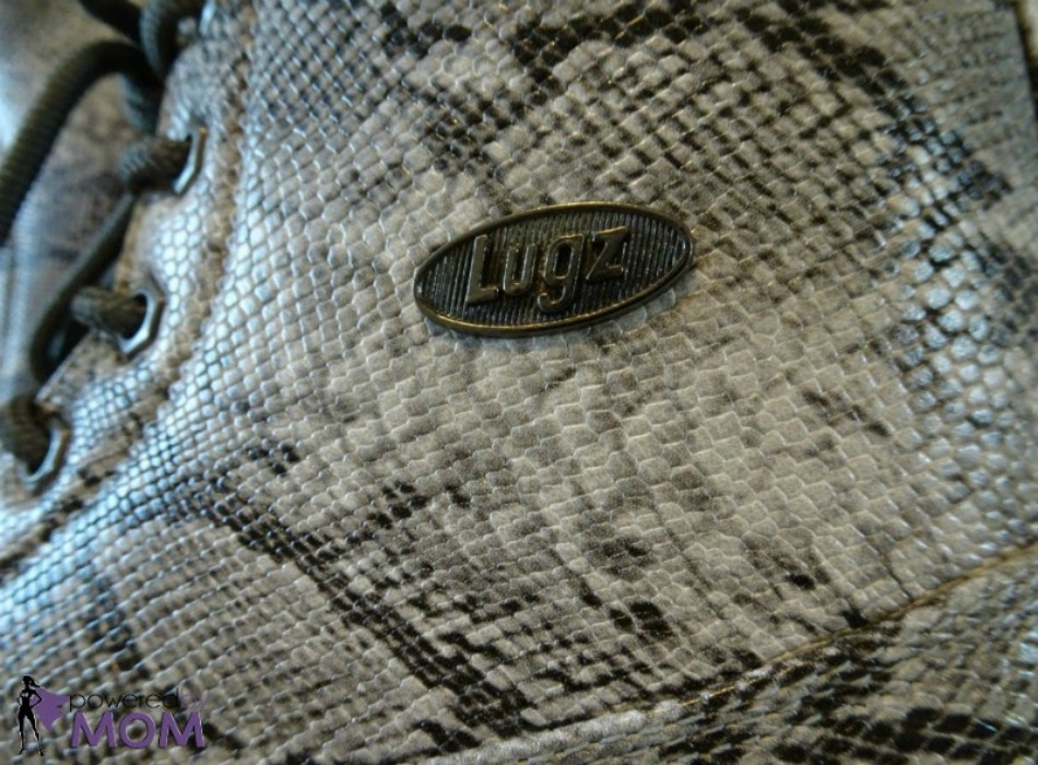 Lugz Empire Hi Boots in Detail