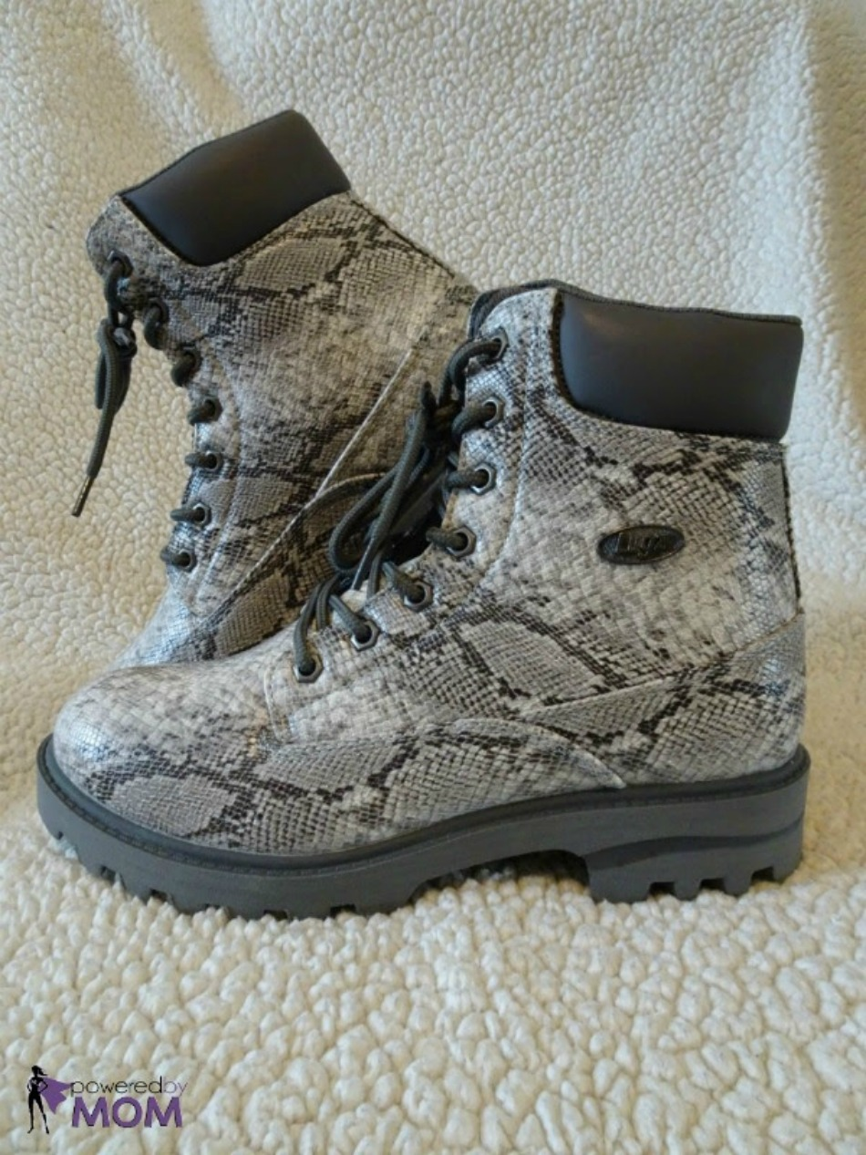 Posed Lugz Empire Hi Boots for Women