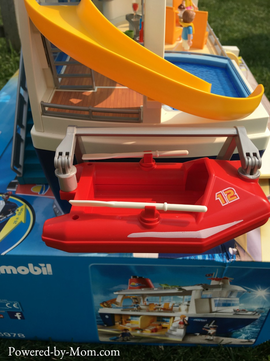 Playmobil Cruise Ship - Powered by Mom