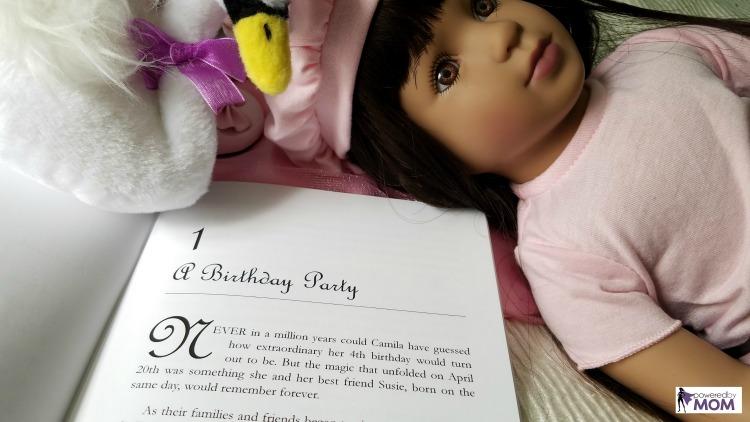 Starpath doll