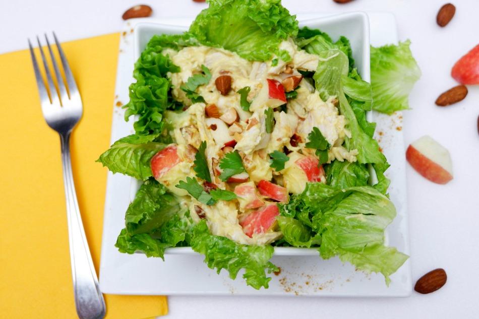 Curry Chicken Salad & Greek Chicken Recipes