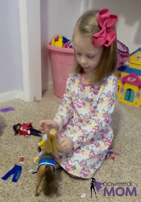 Realistic Looking Dolls Help Boost Confidance