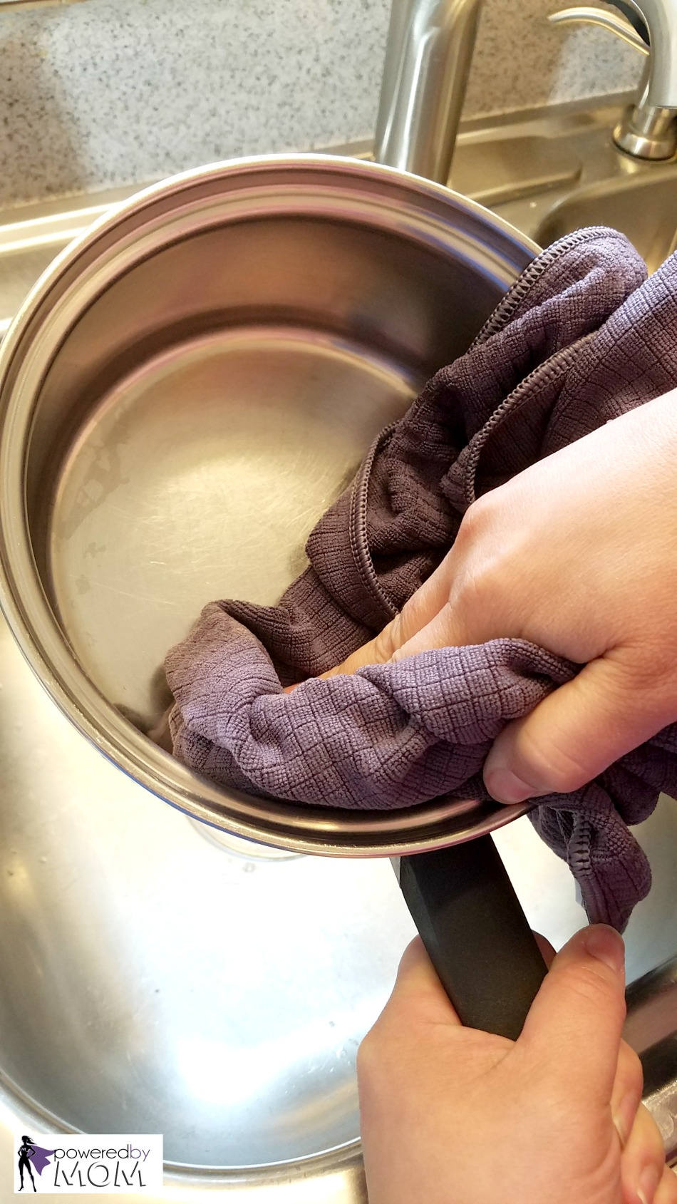 Cleaning Without Chemicals
