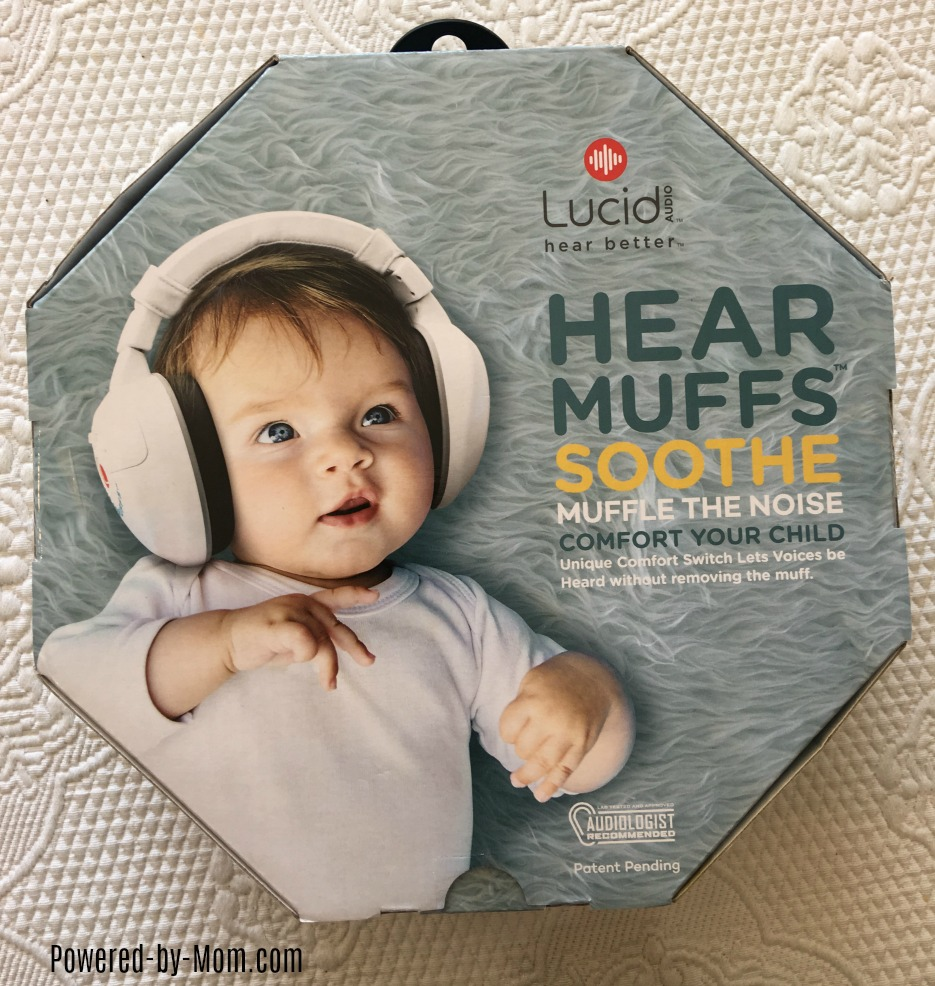 Lucid HearMuffs - Powered by Mom