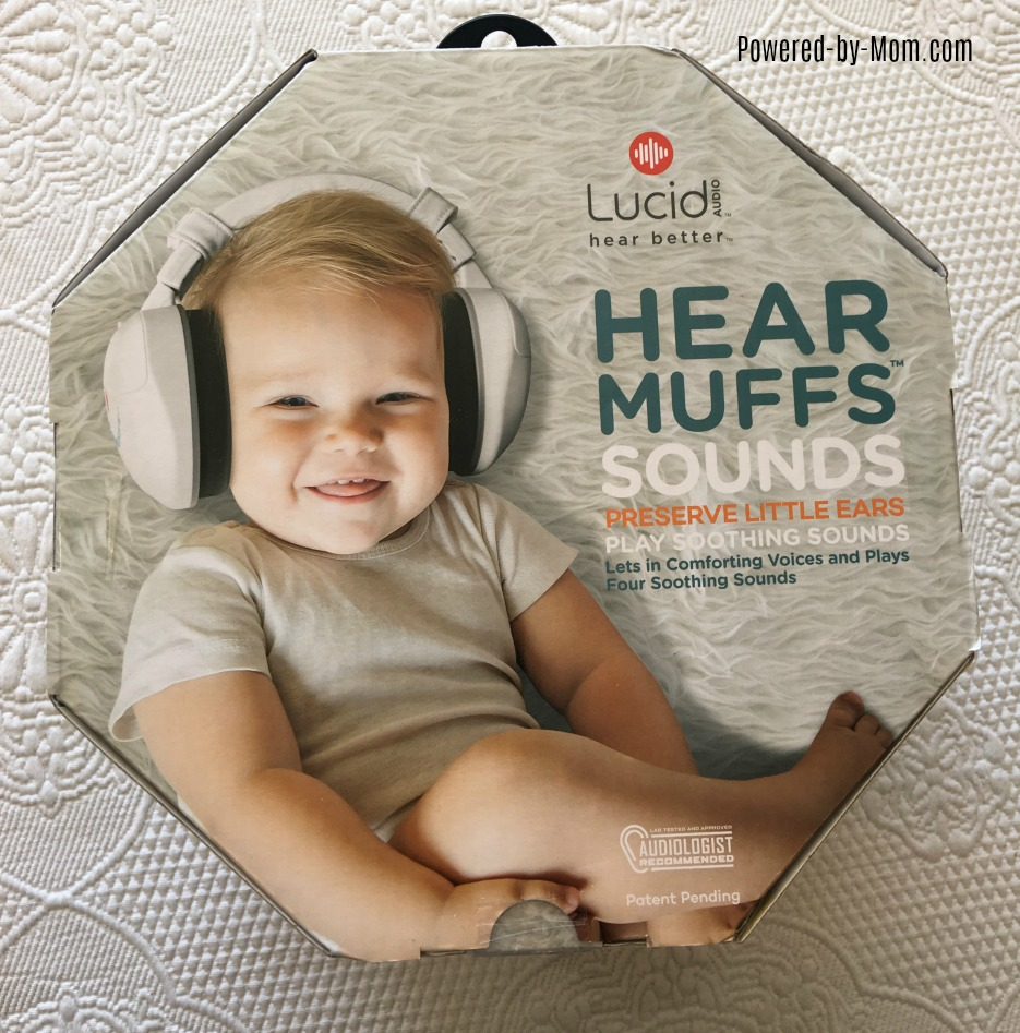 Lucid HearMuffs- Powered by Mom