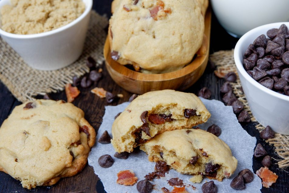 Bacon Chocolate Chip Cookies r